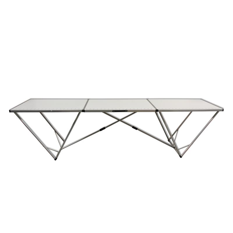 Veba Behangtafel Aluminium - 3 m