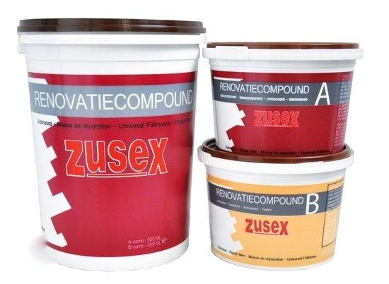 ZUSEX Renovatiecompound ZUSEX Renovatiecompound - Potten