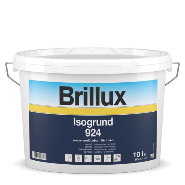 Brillux Isogrund 924 10 Liter 100% Wit