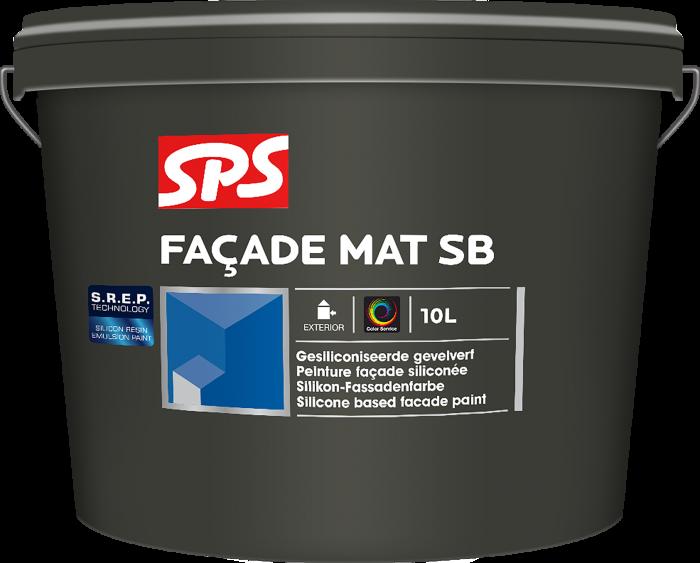 SPS Facade Mat SB