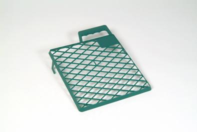 Verfrooster Middel 22 x 26 cm Middel - 22 x 26 cm - (groen of zwart)