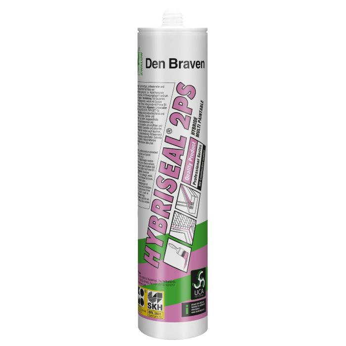Den Braven Hybriseal 2PS Wit - 290 ml