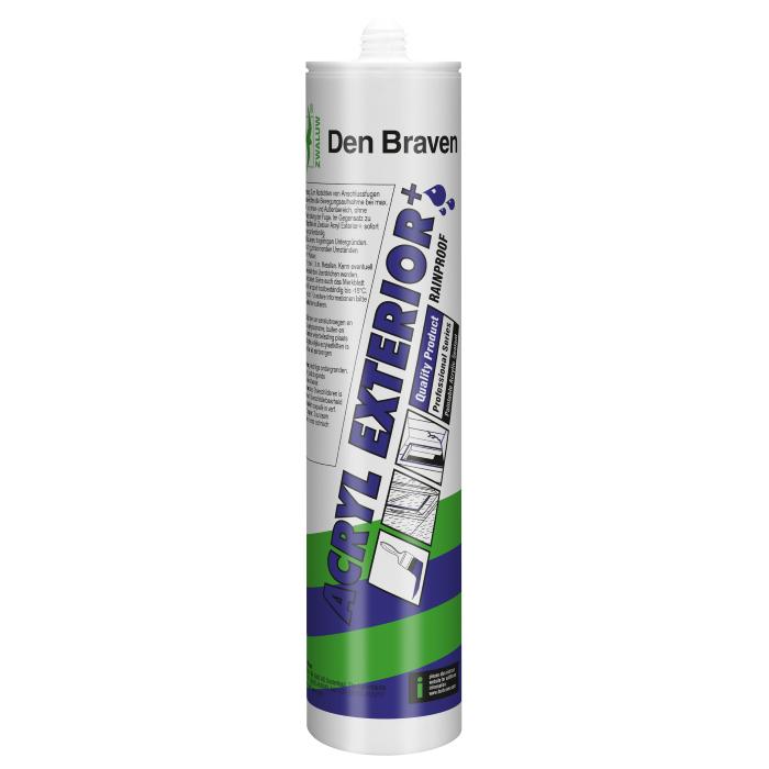 Den Braven Acryl Exterior Wit - 310 ml