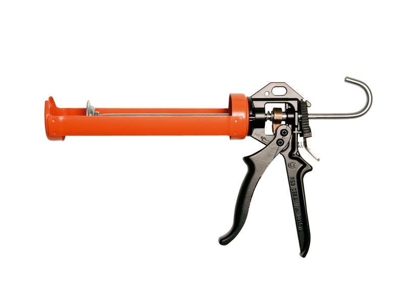 Handkitpistool MK 5 Skelet kitspuit Handkitpistool MK 5 Skelet kitspuit