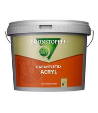 Boonstoppel Boonstoppel Garantietex Acryl
