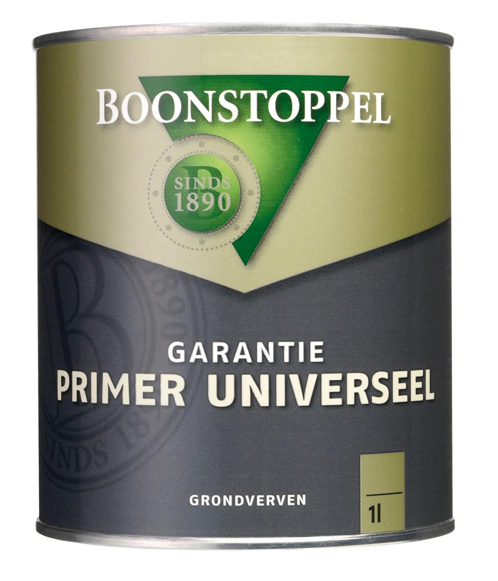 Boonstoppel Garantie Primer Universeel 1 Liter 100% Wit