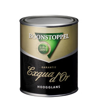 Boonstoppel Boonstoppel Garantie Exqua d'Or Hoogglans