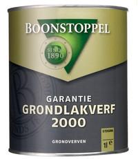 Boonstoppel Boonstoppel Garantie Grondlakverf 2000