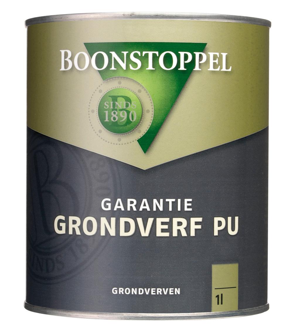 Boonstoppel Garantie Grondverf PU 1 Liter 100% Wit