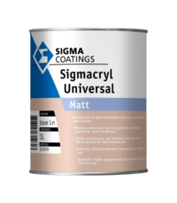 Sigma Sigmacryl Universal Matt