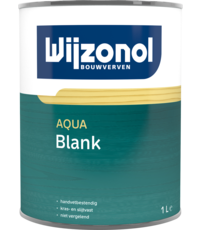 Wijzonol Wijzonol Aqua Blank