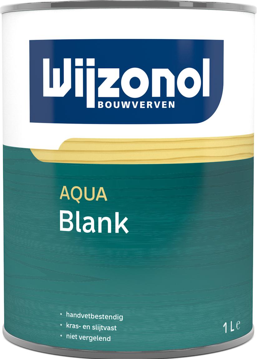Wijzonol Aqua Blank 1 Liter Blank