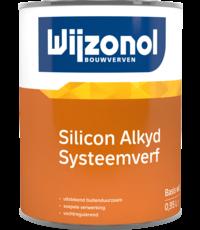 Wijzonol Wijzonol LBH Silicon Alkyd Systeemverf