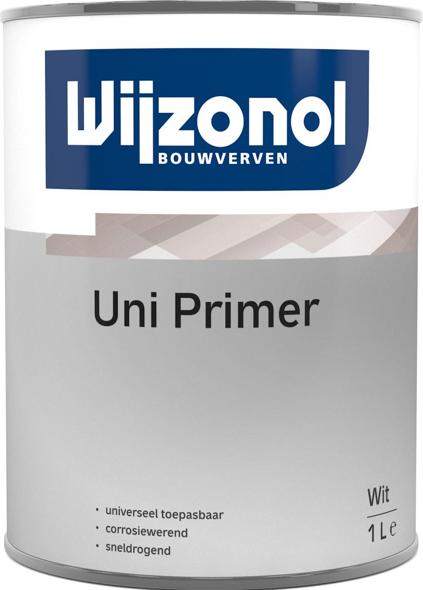 Wijzonol Uni Primer 1 Liter 100% Wit