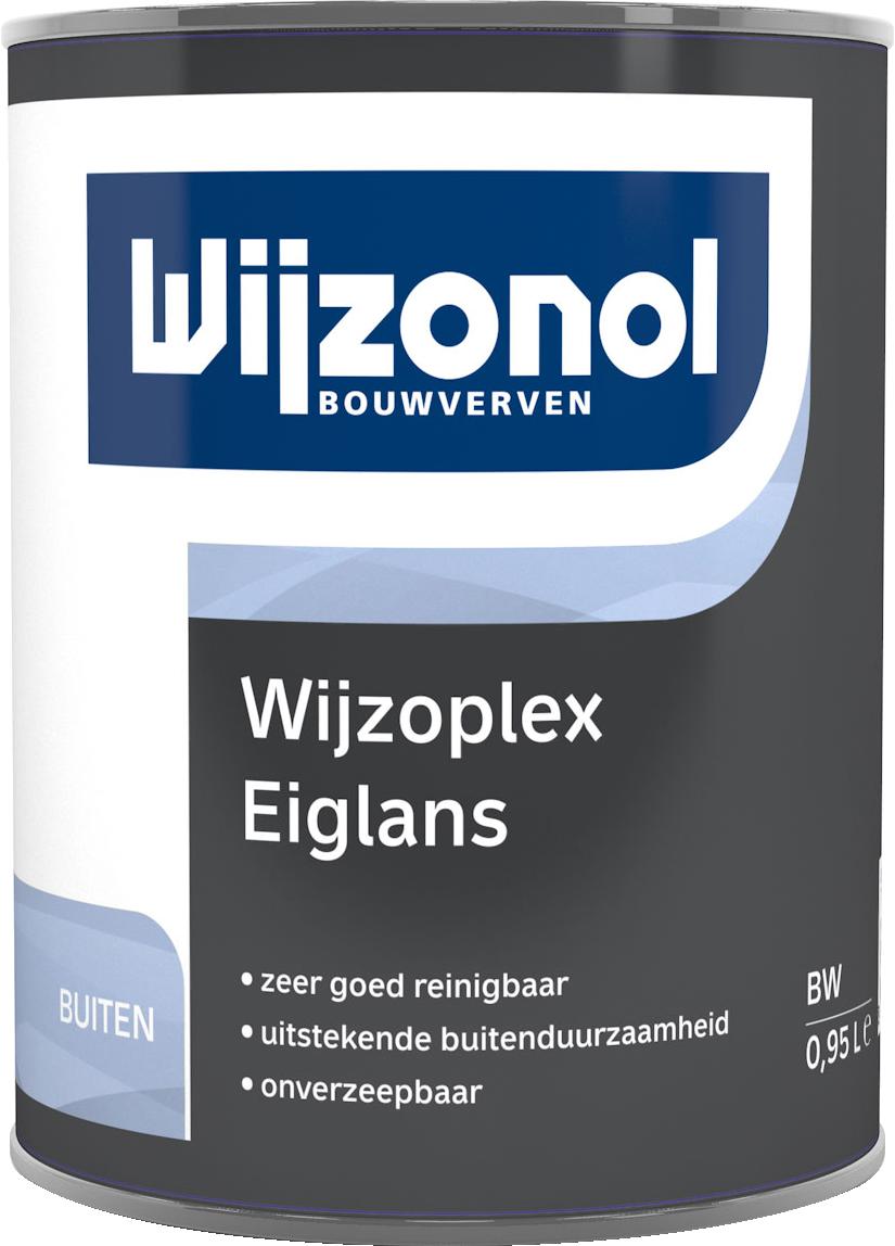 Wijzoplex Eiglans 1 Liter 100% Wit