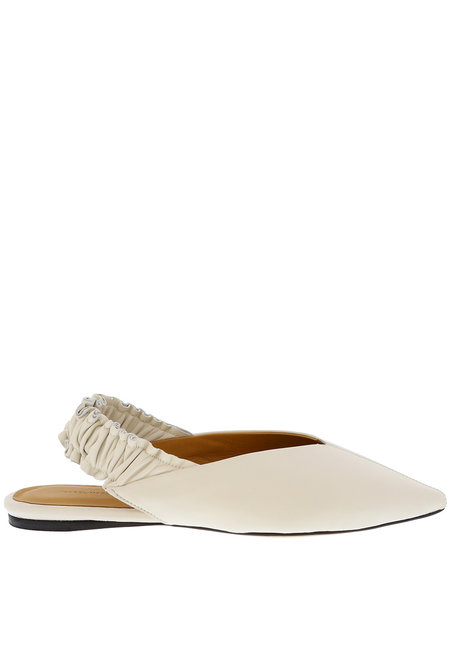 Isabel Marant loafers Linta wit
