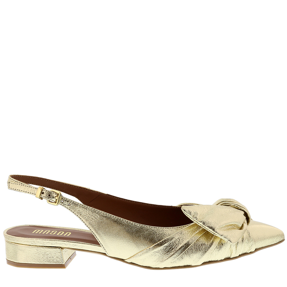 Collection by Marjon sandalen 127 goud