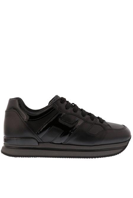 Hogan sneakers HXW2220T548 zwart