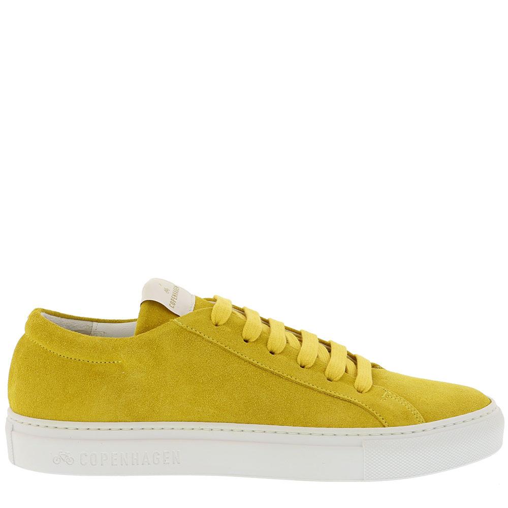 Copenhagen sneakers CPH4 geel