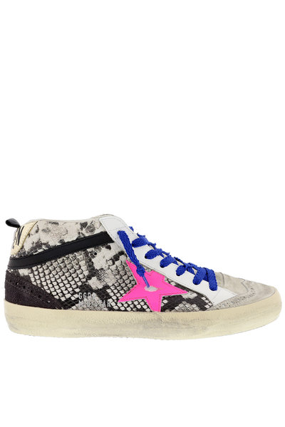 Golden Goose Golden Goose sneakers Midstar dierenprint