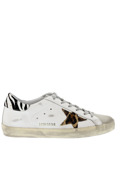 Golden Goose Golden Goose sneakers Superstar G36WS590 wit