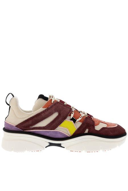 Isabel Marant sneakers Kindsay rood