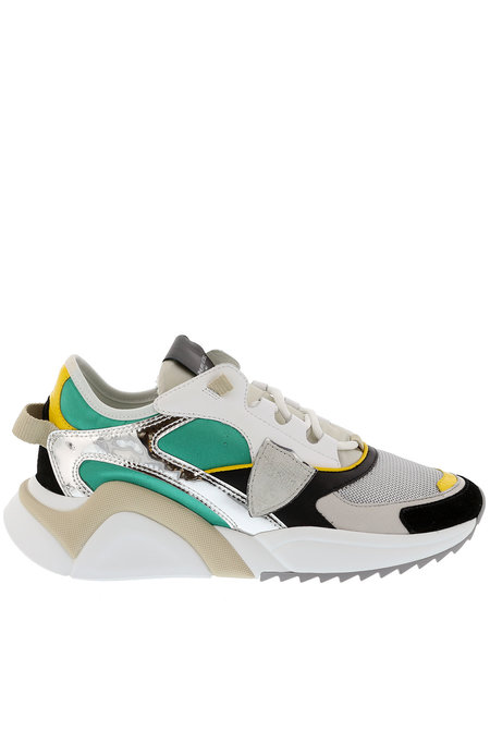 Philippe Model sneakers EZLD-RS03 groen