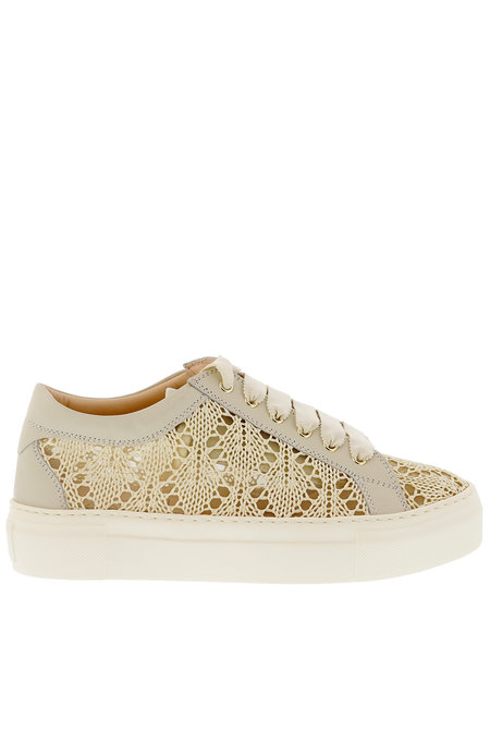 Attilio Giusti Leombruni sneakers D925223 beige