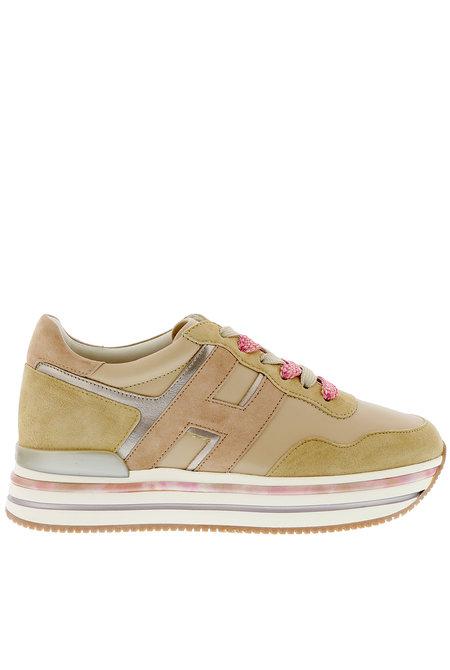 Hogan sneakers HXW4680CB81 beige