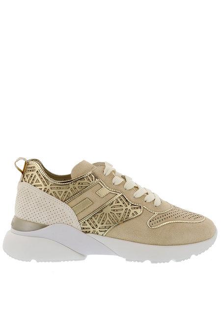 Hogan sneakers HXW3850 beige