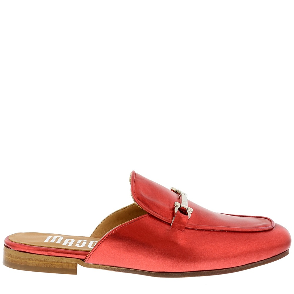 collectionbymarjon Collection by Marjon loafers 33175 rood