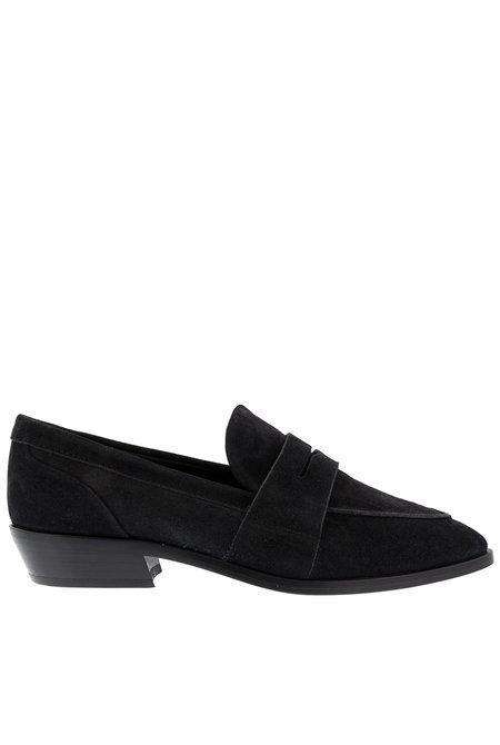 Attilio Giusti Leombruni loafers D530054 zwart