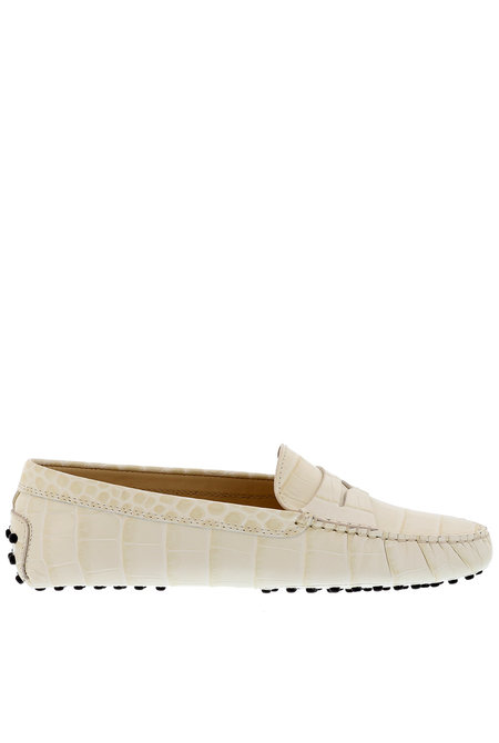 Tods loafers crème