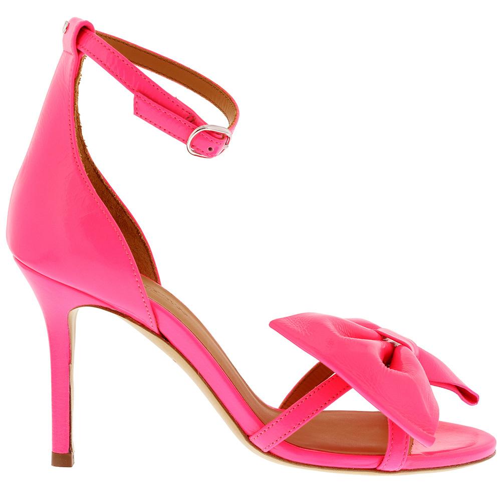 Jerome Dreyfuss sandalen Isabelle fluor roze