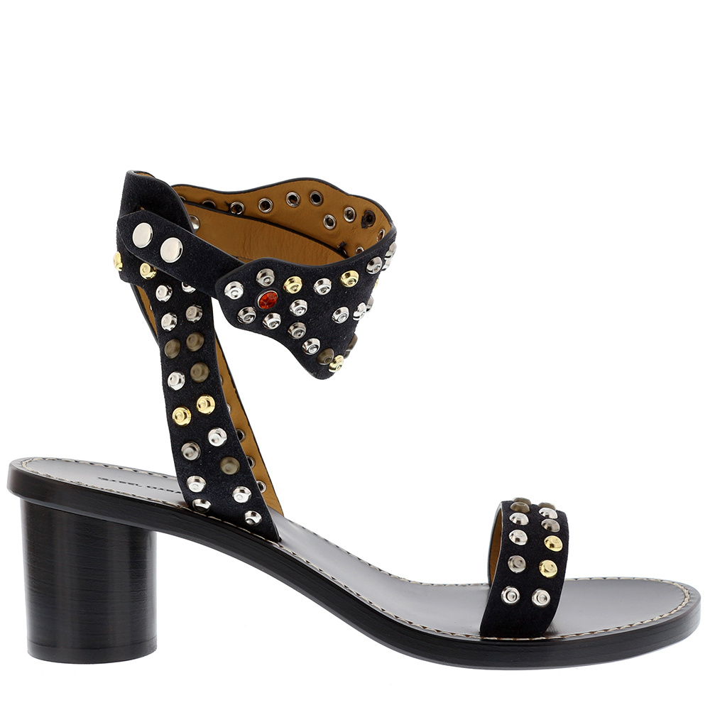 Isabel Marant sandalen Jaleo zwart