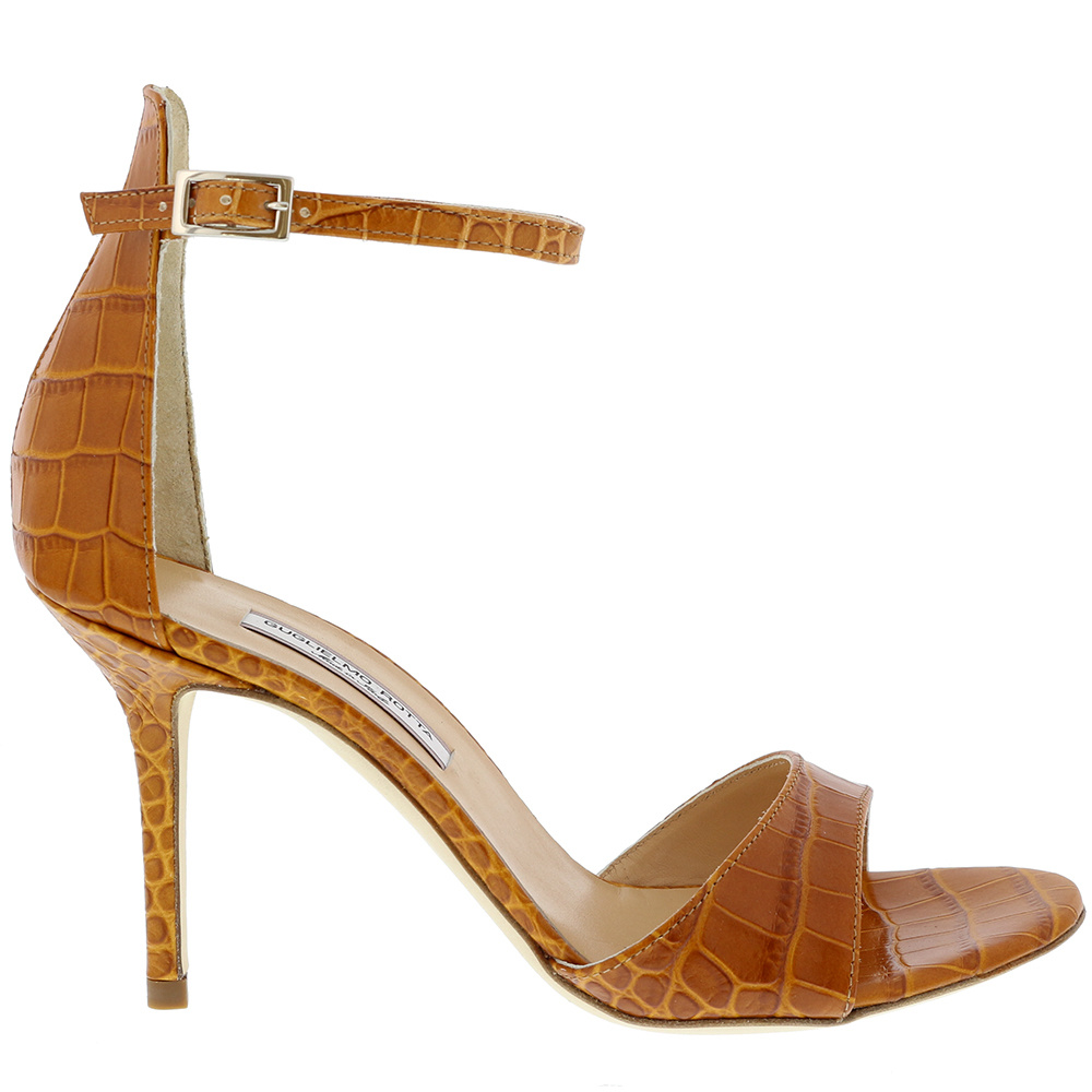 Guglielmo Rotta sandalen 4547 cognac