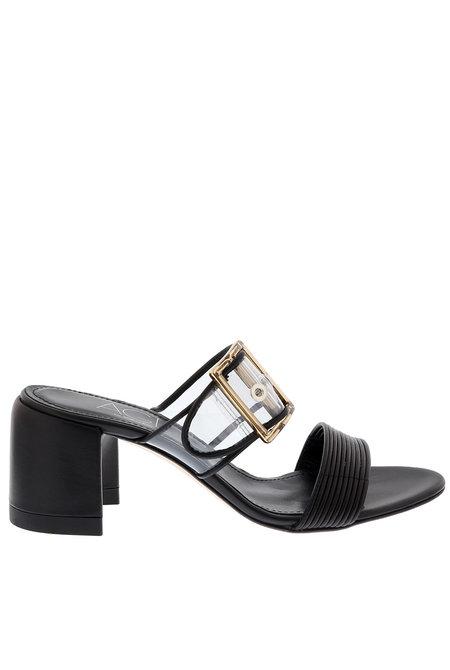 Attilio Giusti Leombruni sandalen D662004 zwart