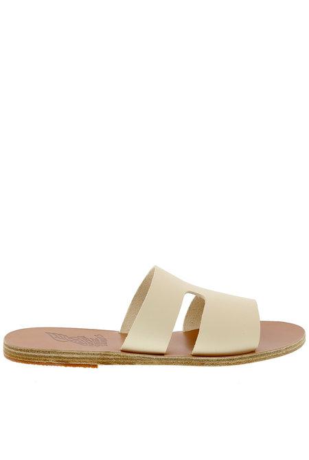 Ancient Greek Sandals sandalen Apteros crème