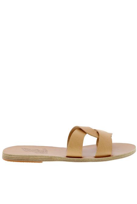 Ancient Greek Sandals sandalen Desmos beige