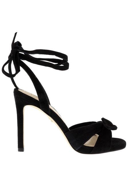 Lola Cruz sandalen 206Z30BK zwart