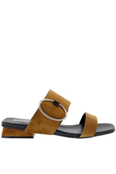 Collection by Marjon Collection by Marjon slippers G40 cognac