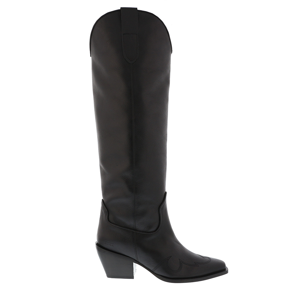 Nubikk hoge laarzen Alex Gilly zwart online bestellen? Marjon Snieders Schoenen