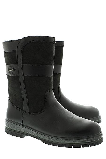 Dubarry korte laarzen Roscommon zwart