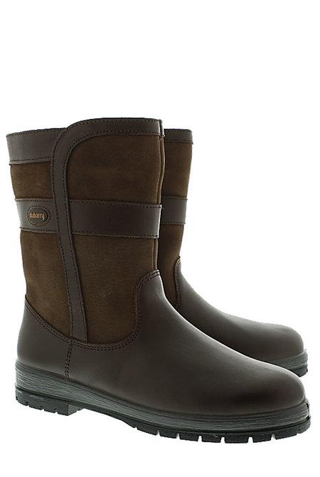 Dubarry korte laarzen Roscommon walnut bruin
