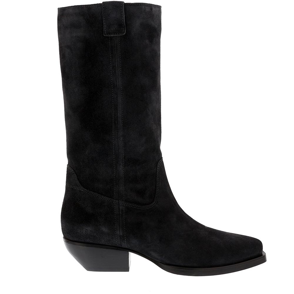 Nubikk laarzen Holly Dana zwart