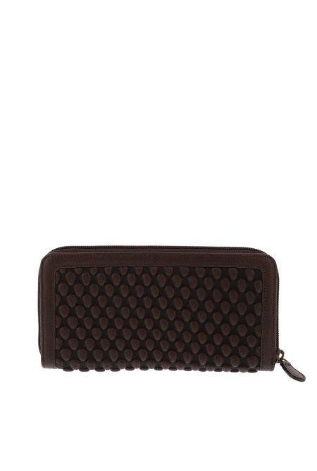Tissa Fontaneda portemonnee W01L bruin