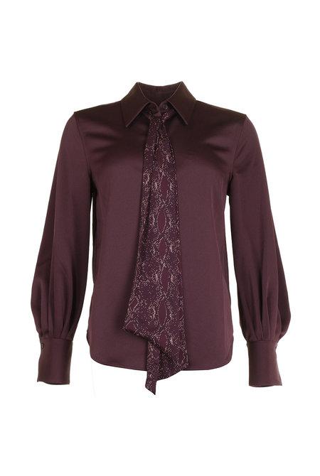 Equipment blouse Didina paars