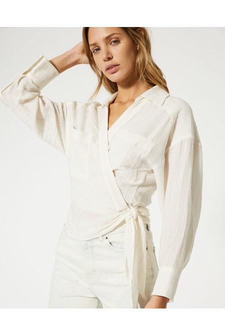 IRO blouse Emain ecru