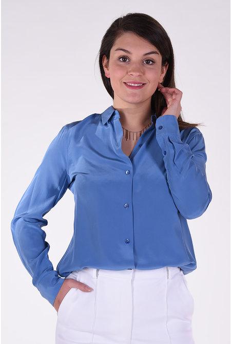 Equipment blouse Essential blauw