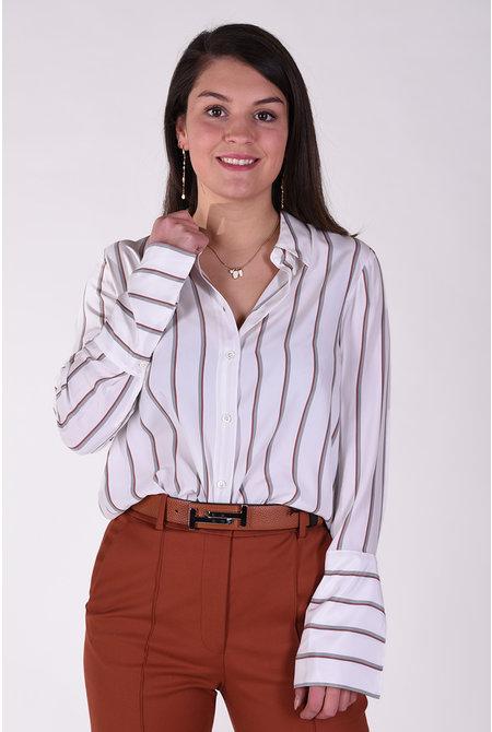 FRAME blouse LWSH1547 crème